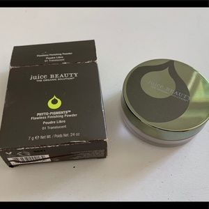 Juice Beauty Flawless finishing powder Translucent